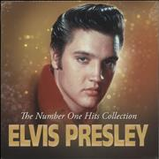 Click here for more info about 'Elvis Presley - The Number One Hits Collection - 180gm - Sealed'