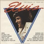 Elvis Presley The Sound Of Your Cry UK vinyl LP