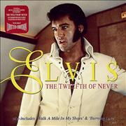 Click here for more info about 'Elvis Presley - The Twelfth Of Never - Silver Label'
