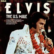Click here for more info about 'Elvis Presley - The U.S. Male'