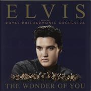 Click here for more info about 'Elvis Presley - The Wonder Of You - 180gm'