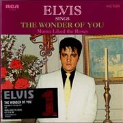 Click here for more info about 'Elvis Presley - The Wonder Of You [Numbered]'