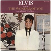 Click here for more info about 'Elvis Presley - The Wonder of You'
