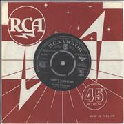 "Elvis Presley There's Always Me UK 7"" vinyl"