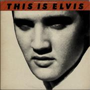 Click here for more info about 'Elvis Presley - This Is Elvis - Promo Stamped'