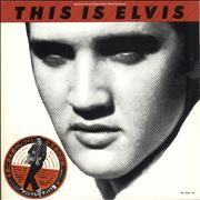 Elvis Presley This Is Elvis Japan 2-LP vinyl set Promo