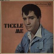 Click here for more info about 'Elvis Presley - Tickle Me EP - EX'