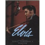Elvis Presley Today, Tomorrow & Forever UK cd album box set
