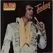 Elvis Presley Today USA vinyl LP