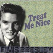 Elvis Presley Treat Me Nice - Sealed UK vinyl LP