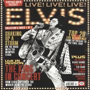 Click here for more info about 'Elvis Presley - Vintage Rock Presents Elvis - Collector's Cover No. 3'