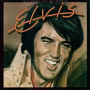 Click here for more info about 'Elvis Presley - Welcome To My World'