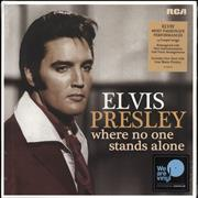 Click here for more info about 'Elvis Presley - Where No One Stands Alone - Sealed'