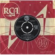 """Elvis Presley Wooden Heart - 1st UK 7"""" vinyl"""