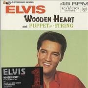 Click here for more info about 'Elvis Presley - Wooden Heart [Numbered]'