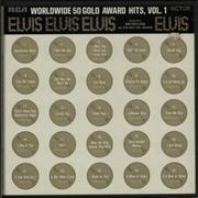 Click here for more info about 'Elvis Presley - Worldwide 50 Gold Award Hits Vol 1'