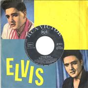 Click here for more info about 'Elvis Presley - (You're So Square) Baby I Don't Care'