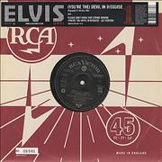 Click here for more info about 'Elvis Presley - [You're The] Devil In Disguise [Numbered]'