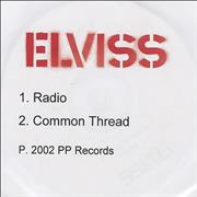 Click here for more info about 'Elviss - Radio/Common Thread'
