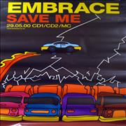 Click here for more info about 'Embrace - Save Me'