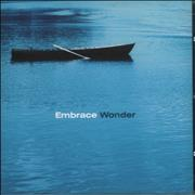Click here for more info about 'Embrace - Wonder'