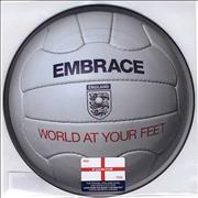 Click here for more info about 'Embrace - World At Your Feet'