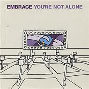 Click here for more info about 'Embrace - You're Not Alone'