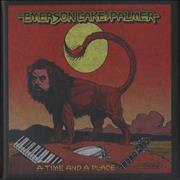Click here for more info about 'Emerson Lake & Palmer - A Time And A Place'
