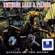 Click here for more info about 'Emerson Lake & Palmer - Affairs Of The Heart'