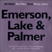 Click here for more info about 'Emerson Lake & Palmer - All Killer, No Filler Sampler'