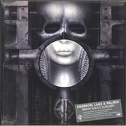Click here for more info about 'Emerson Lake & Palmer - Brain Salad Surgery - Remastered + Poster - Sealed'