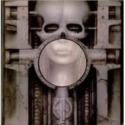 Emerson Lake & Palmer Brain Salad Surgery - 2nd UK vinyl LP