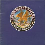 Click here for more info about 'Emerson Lake & Palmer - British Tour 1974'