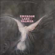 Click here for more info about 'Emerson Lake & Palmer - Emerson Lake & Palmer - 2nd'