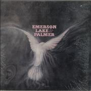 Click here for more info about 'Emerson Lake & Palmer - Emerson Lake & Palmer'