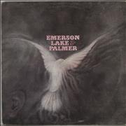 Click here for more info about 'Emerson Lake & Palmer - Emerson Lake And Palmer'