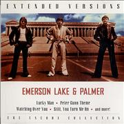 Click here for more info about 'Emerson Lake & Palmer - Extended Versions: The Encore Collection'