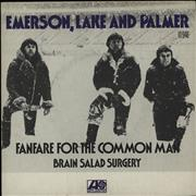 Click here for more info about 'Emerson Lake & Palmer - Fanfare For The Common Man'