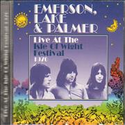 Click here for more info about 'Emerson Lake & Palmer - Live At The Isle Of Wight Festival 1970'