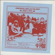 Click here for more info about 'Emerson Lake & Palmer - Mar Y Sol - Recorded Live In Concert - RSD'