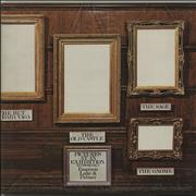Emerson Lake & Palmer Pictures At An Exhibition - 1st UK vinyl LP