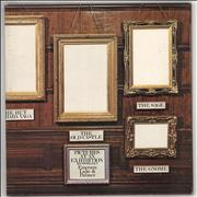 Emerson Lake & Palmer Pictures At An Exhibition - 2nd UK vinyl LP