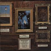 Emerson Lake & Palmer Pictures At An Exhibition New Zealand vinyl LP