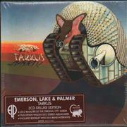 Click here for more info about 'Emerson Lake & Palmer - Tarkus - 2016 Deluxe Edition - Sealed'
