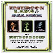 Click here for more info about 'Emerson Lake & Palmer - The Birth Of A Band - Live At The Isle Of Wight 1970'