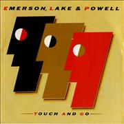 Click here for more info about 'Emerson Lake & Palmer - Touch & Go'