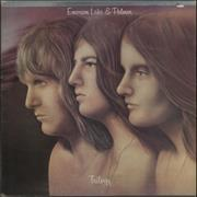 Click here for more info about 'Emerson Lake & Palmer - Trilogy - 1st'
