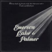Click here for more info about 'Emerson Lake & Palmer - Welcome Back - VG'