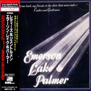 Click here for more info about 'Emerson Lake & Palmer - Welcome Back My Friends To The Show That Never Ends'