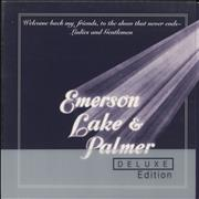 Click here for more info about 'Emerson Lake & Palmer - Welcome Back My Friends, To The Show That Never Ends - Deluxe Edition'